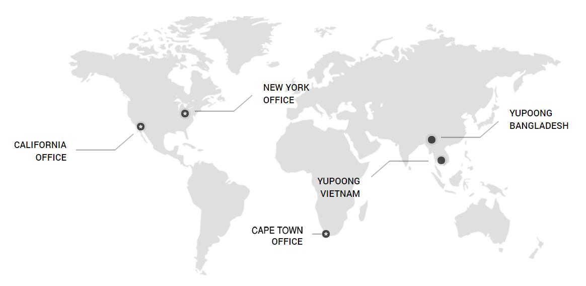 Factories Map